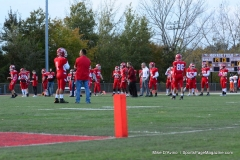 CIAC Football; Wolcott vs. Watertown - Photo # 163