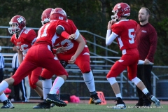 CIAC Football; Wolcott vs. Watertown - Photo # 169