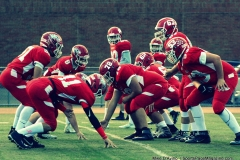 CIAC Football; Wolcott vs. Watertown - Photo # 174