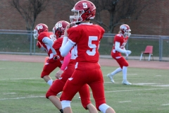 CIAC Football; Wolcott vs. Watertown - Photo # 189