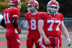 CIAC Football; Wolcott vs. Watertown - Photo # 197
