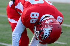 CIAC Football; Wolcott vs. Watertown - Photo # 202