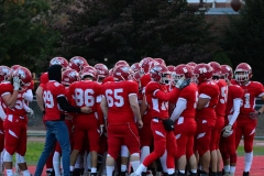 CIAC Football; Wolcott vs. Watertown - Photo # 237