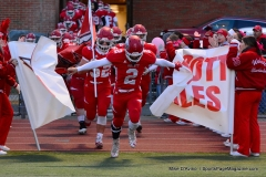 CIAC Football; Wolcott vs. Watertown - Photo # 302