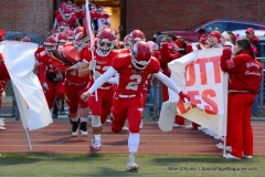 CIAC Football; Wolcott vs. Watertown - Photo # 303