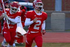 CIAC Football; Wolcott vs. Watertown - Photo # 307
