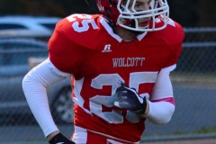 CIAC Football; Wolcott vs. Watertown - Photo # 323