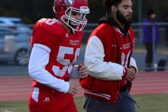 CIAC Football; Wolcott vs. Watertown - Photo # 328