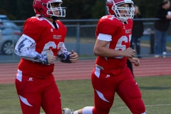 CIAC Football; Wolcott vs. Watertown - Photo # 329