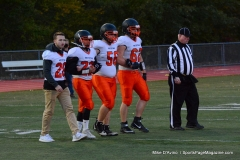 CIAC Football; Wolcott vs. Watertown - Photo # 364
