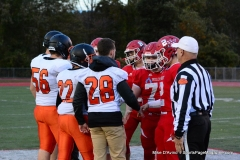 CIAC Football; Wolcott vs. Watertown - Photo # 369