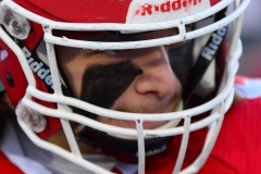 CIAC Football; Wolcott vs. Watertown - Photo # 379