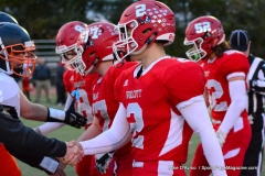 CIAC Football; Wolcott vs. Watertown - Photo # 396