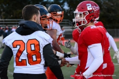 CIAC Football; Wolcott vs. Watertown - Photo # 398