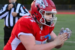 CIAC Football; Wolcott vs. Watertown - Photo # 404