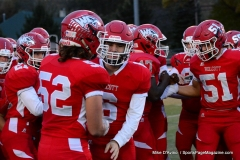 CIAC Football; Wolcott vs. Watertown - Photo # 416