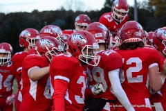 CIAC Football; Wolcott vs. Watertown - Photo # 419