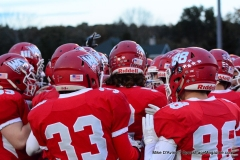 CIAC Football; Wolcott vs. Watertown - Photo # 424