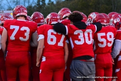 CIAC Football; Wolcott vs. Watertown - Photo # 426