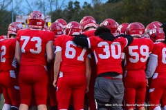 CIAC Football; Wolcott vs. Watertown - Photo # 428