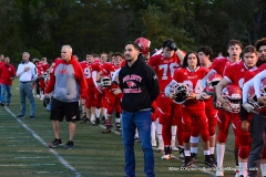 CIAC Football; Wolcott vs. Watertown - Photo # 431
