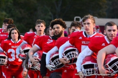 CIAC Football; Wolcott vs. Watertown - Photo # 432