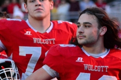 CIAC Football; Wolcott vs. Watertown - Photo # 434