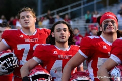 CIAC Football; Wolcott vs. Watertown - Photo # 435