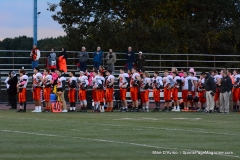 CIAC Football; Wolcott vs. Watertown - Photo # 451