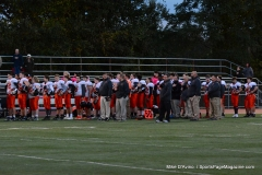 CIAC Football; Wolcott vs. Watertown - Photo # 452
