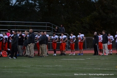 CIAC Football; Wolcott vs. Watertown - Photo # 453