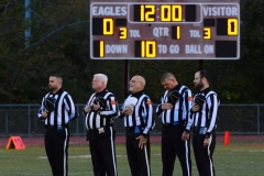 CIAC Football; Wolcott vs. Watertown - Photo # 454