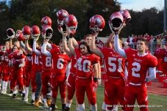CIAC Football; Wolcott vs. Watertown - Photo # 456