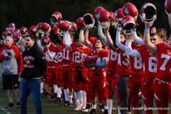CIAC Football; Wolcott vs. Watertown - Photo # 459