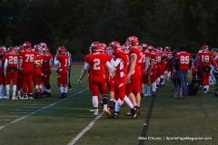 CIAC Football; Wolcott vs. Watertown - Photo # 465