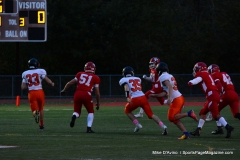 CIAC Football; Wolcott vs. Watertown - Photo # 472