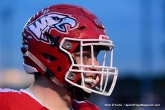 CIAC Football; Wolcott vs. Watertown - Photo # 513