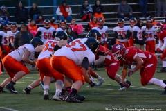 CIAC Football; Wolcott vs. Watertown - Photo # 537