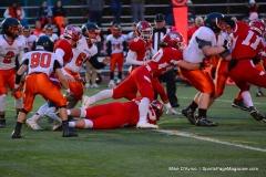 CIAC Football; Wolcott vs. Watertown - Photo # 556