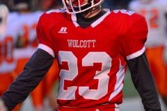 CIAC Football; Wolcott vs. Watertown - Photo # 574