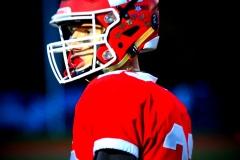 CIAC Football; Wolcott vs. Watertown - Photo # 578