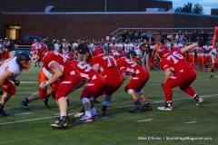 CIAC Football; Wolcott vs. Watertown - Photo # 582