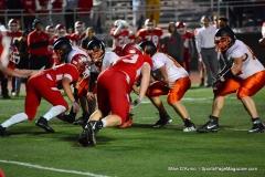 CIAC Football; Wolcott vs. Watertown - Photo # 792