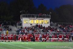 CIAC Football; Wolcott vs. Watertown - Photo # 830