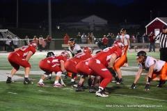 CIAC Football; Wolcott vs. Watertown - Photo # 849