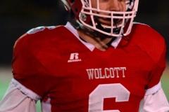 CIAC Football; Wolcott vs. Watertown - Photo # 939