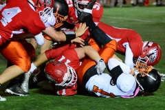 CIAC Football; Wolcott vs. Watertown - Photo # 995