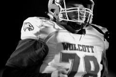 Gallery CIAC Football; Wolcott 44 at St. Paul 28 - Photo # A 010E