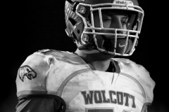 Gallery CIAC Football; Wolcott 44 at St. Paul 28 - Photo # A 010G