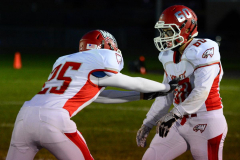Gallery CIAC Football; Wolcott 44 at St. Paul 28 - Photo # A 062
